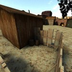 WQ3 map by DeadKennedy ported to WildWest by shLep
